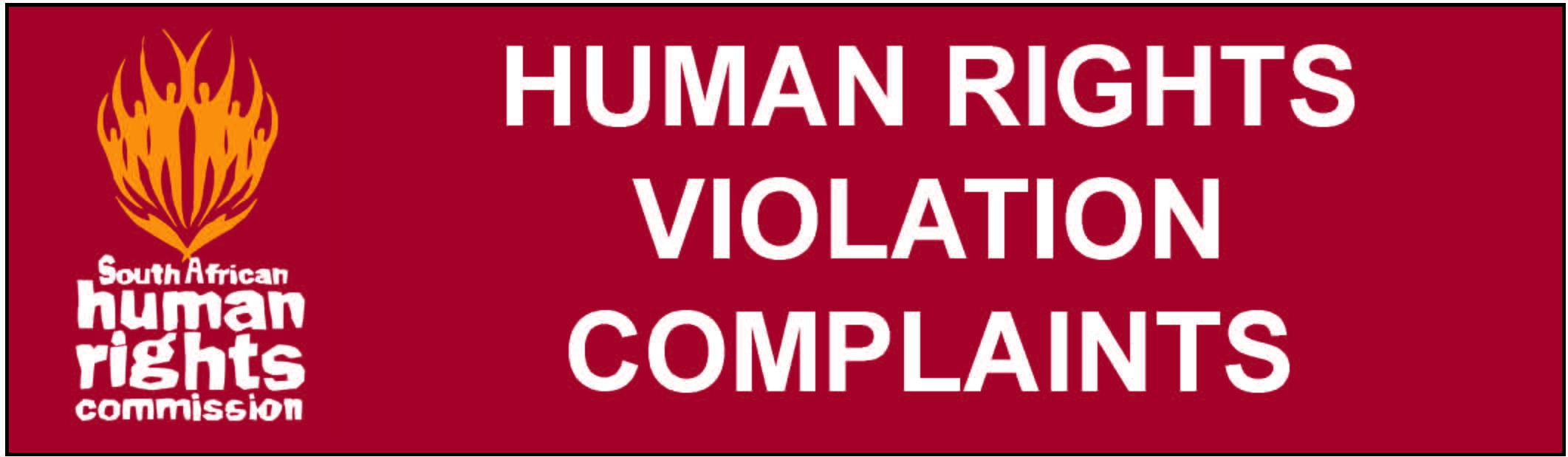 home to lodge a human rights violation complaint click here