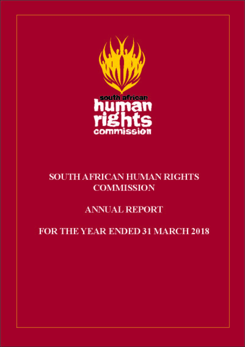Report on Human Rights Practices for 2011 Country of South Africa